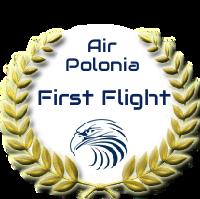 Pierwszy lot dla Sioux Air